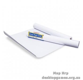 Рулонная бумага для мольберта