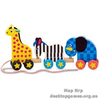 Зоопарк-паровозик