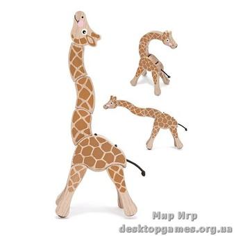 "Игрушка-манипулятор ""Жираф"""