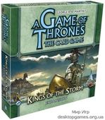 Game of Thrones LCG: Kings of the Storm Expansion
