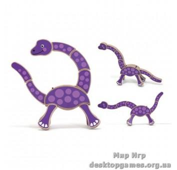 "Игрушка-манипулятор ""Динозавр"""