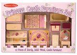 Набор мебели для замка принцессы
