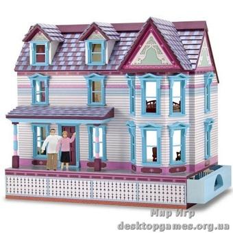 Меблированный домик