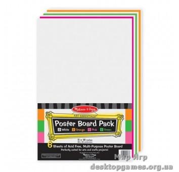 Цветная бумага для рисования