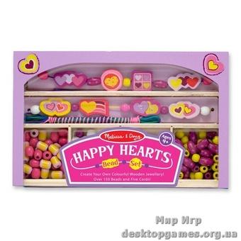 Счастливые сердечки
