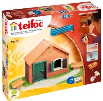 TEI51 Домик для начинающих