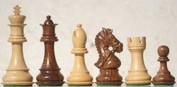 "Шахматы Обузданный конь ""Rein Knight"""