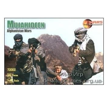 Моджахеды, война в Афганистане