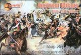 Austrian uhlans, 1805-1815