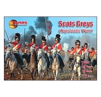 Scott Greys, Napoleonic Wars