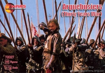 Arquebusiers (Тридцатилетняя война)