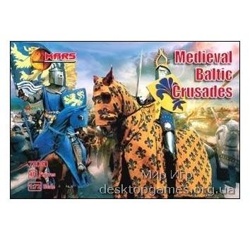 Medieval Baltic crusades