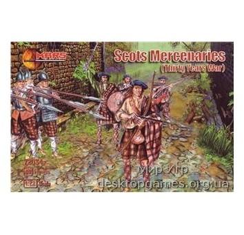 Scots Mercenaries, Thirty Years War