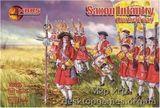 Saxon infantry, Northern War