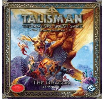 Talisman. Dragon Expansion