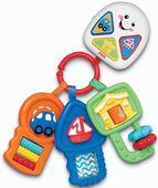 Умные ключи Fisher-Price (Р5965)