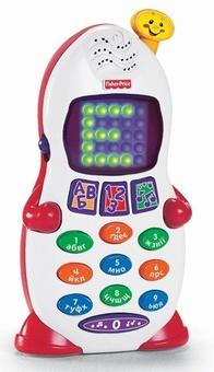 Ученый телефон  Fisher-Price, язык украинский (Р6004)