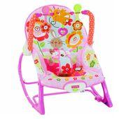 Массажное кресло-качалка Банни Fisher-Price (Y8184)