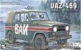 УАЗ-469 военной полиции СССР