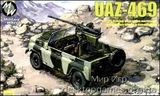 MW3505 UAZ-469KPV Northern Alliance army car
