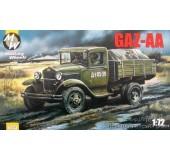 MW7233 GAZ-AA WWII Soviet truck