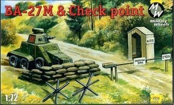 MW7247 Ba-27M & Checkpoint