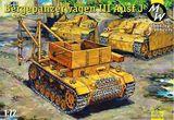 Bergepanzerwagen III Ausf. J