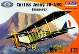 Curtiss Jenny JN-4HG (gunnery) fighter