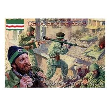 Chechen rebels, 1995-2005