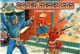 Boxer rebellion, 1900-1901