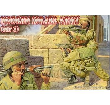 Modern Israel army, set 1