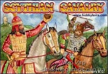 Scythians cavalry, VII-II B.C.