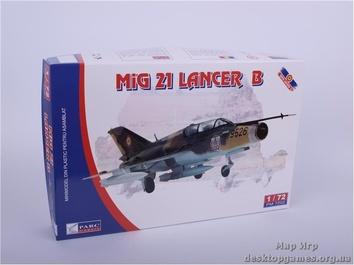 Модель самолета Миг-21 Lancer B