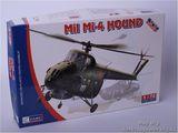 Модель вертолета Ми-4 Hound (Гончий)