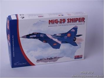 Модель самолета Миг-29 Снайпер