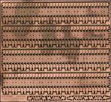 PE7246 Photoetched tracks set for 1/72 T-34 mod.1945