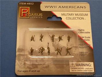WW2 Americans