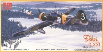 Fokker D.XXI