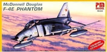 Самолет F-4E Phantom (Фантом)