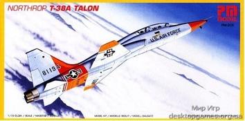 Самолет Нортроп T-38A «Тэлон»/NORTHROP T-38A TALON