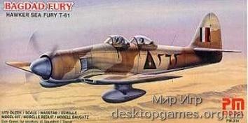 Sea Fury T.61