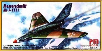 Самолет Мессершмитт ME P-1111 (MESSERSCHMITT)