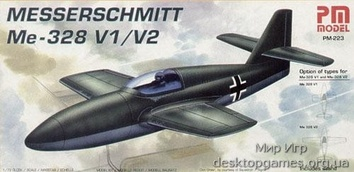 Messerschmitt Me-328 V1/V2