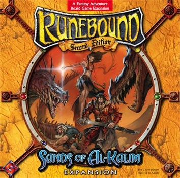 Runebound: Sands of Al-Kalim Expansion