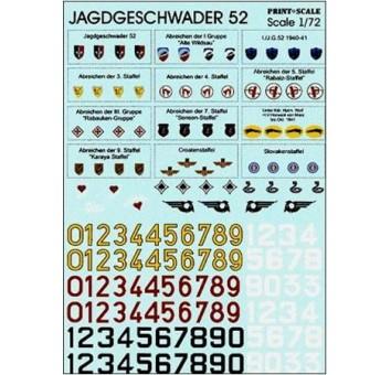 PRS72-005 JAGDGESCHWADER 52