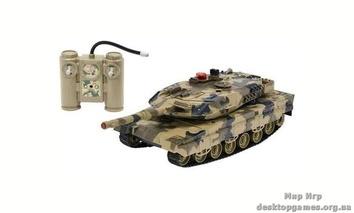 Радиоуправляемый танк с системой инфракрасного наведения (2 шт. в ассортименте)