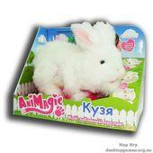 """Интерактивная игрушка """"Кузя - мой забавный кролик"""""""