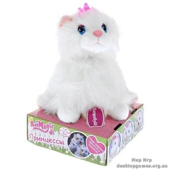 """Интерактивная игрушка """"Принцесса-котенок Фиона"""""""