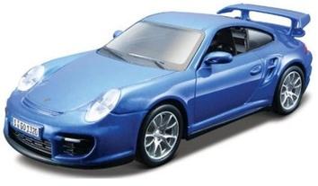 PORSCHE 911 GT2 (голубой, 1:32)