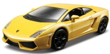 LAMBORGHINI GALLARDO LP560-4 (2008) (желтый металлик, 1:32)